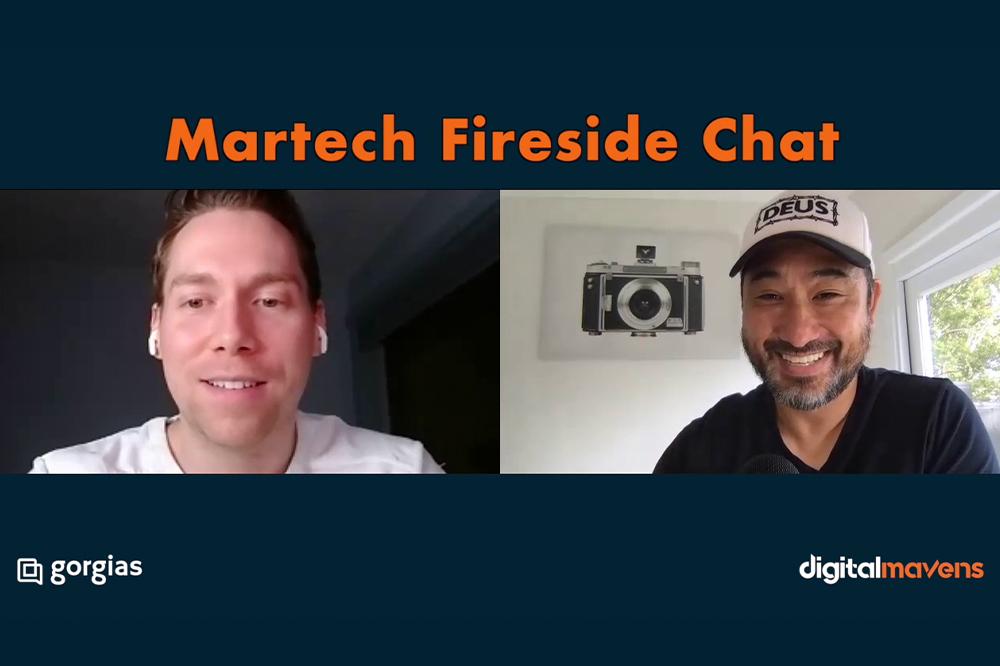 Gorgias & Digital Mavens Martech with Review.io, a customer service platform